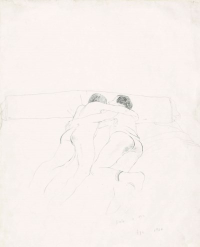 David Hockney, R.A., O.M., C.H