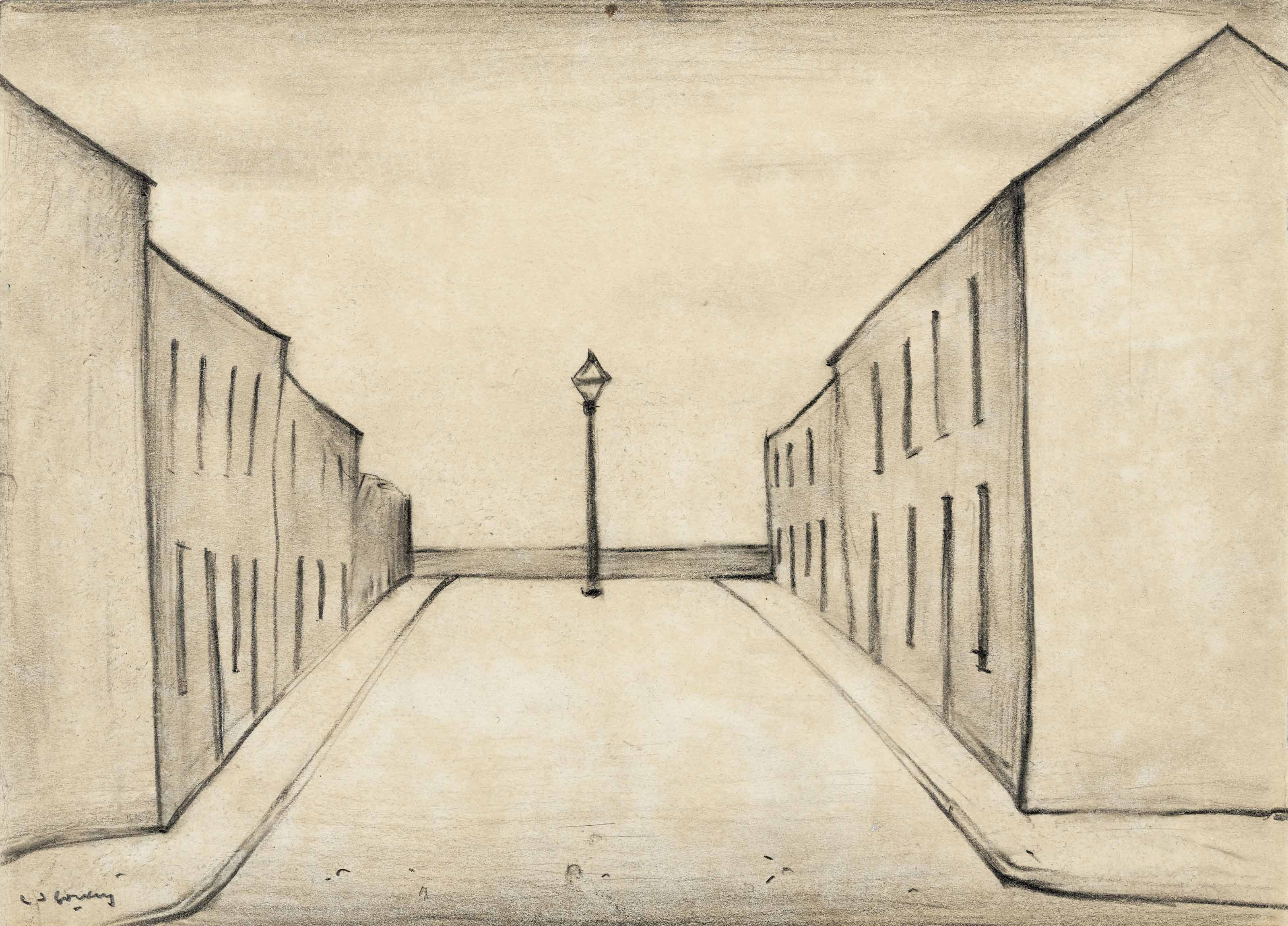 Laurence Stephen Lowry, R.A. (1887-1976)