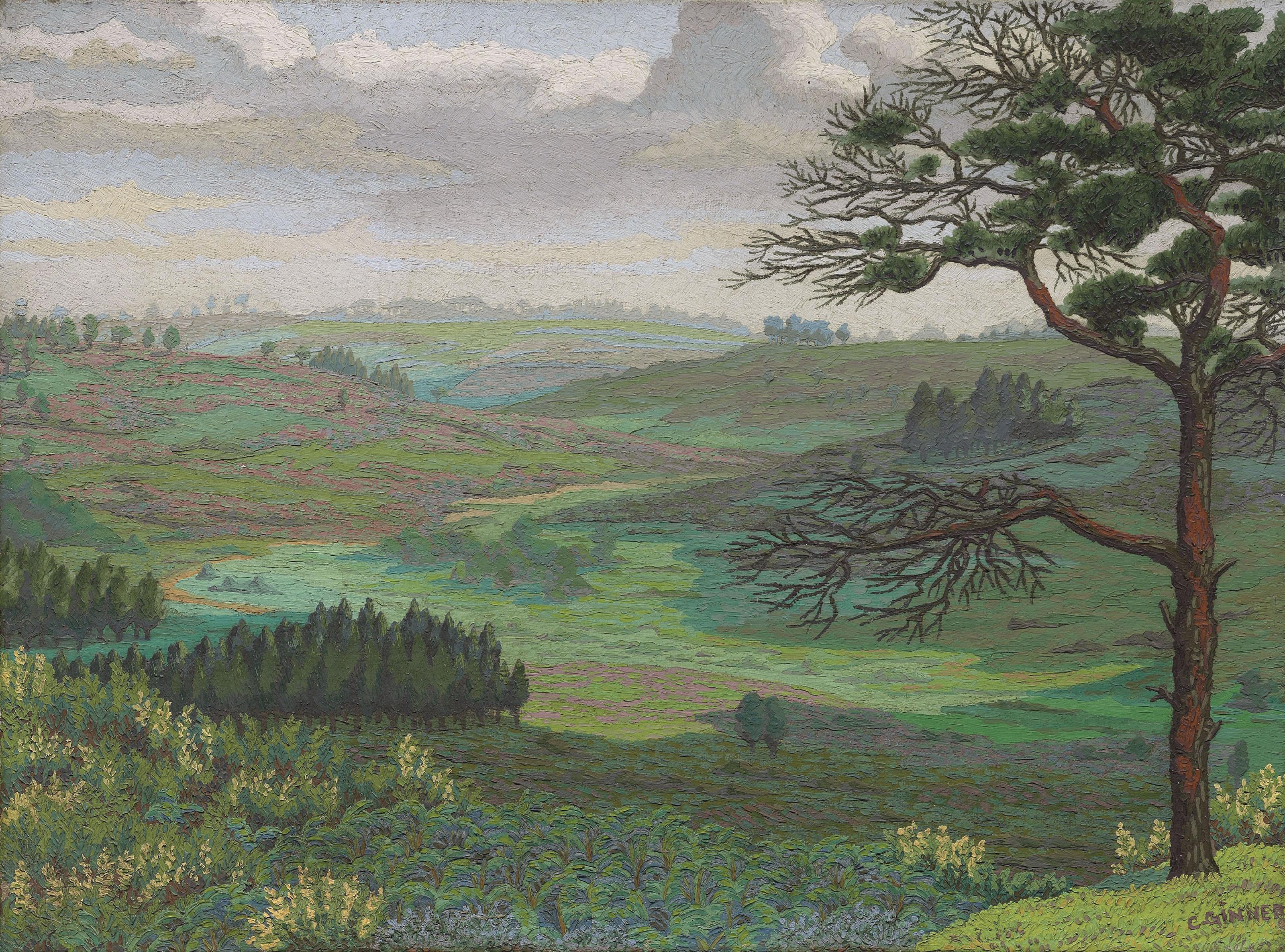 Charles Ginner, A.R.A. (1878-1