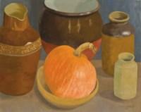Pumpkin and Pots