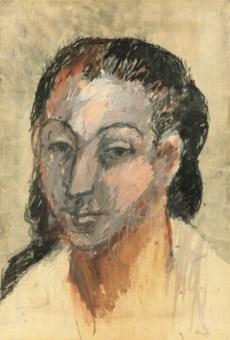 Picasso\'s Femme dans un fauteuil, 1942 | Christie\'s