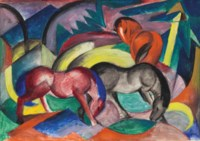 Drei Pferde