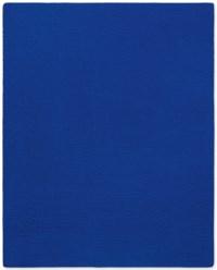 Untitled Blue Monochrome (IKB 276)