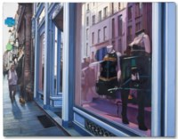 Chantal Thomass, Rue St. Honore, Morning