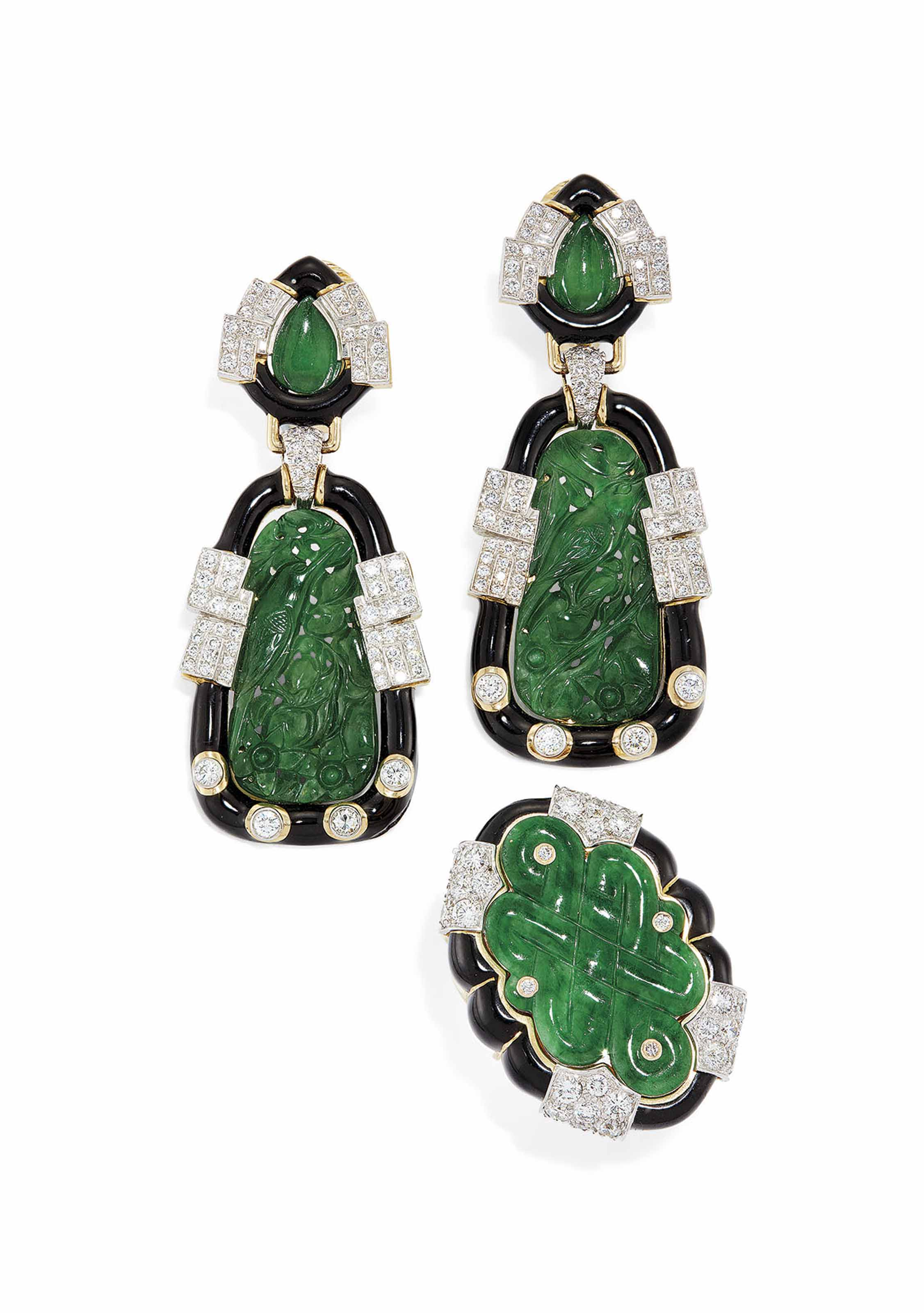 couture to las designers know show fine founrae trade jewelry webb vegas new from the in david article vogue best earrings