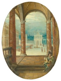 Hendrik van Steenwijk II (?Ant