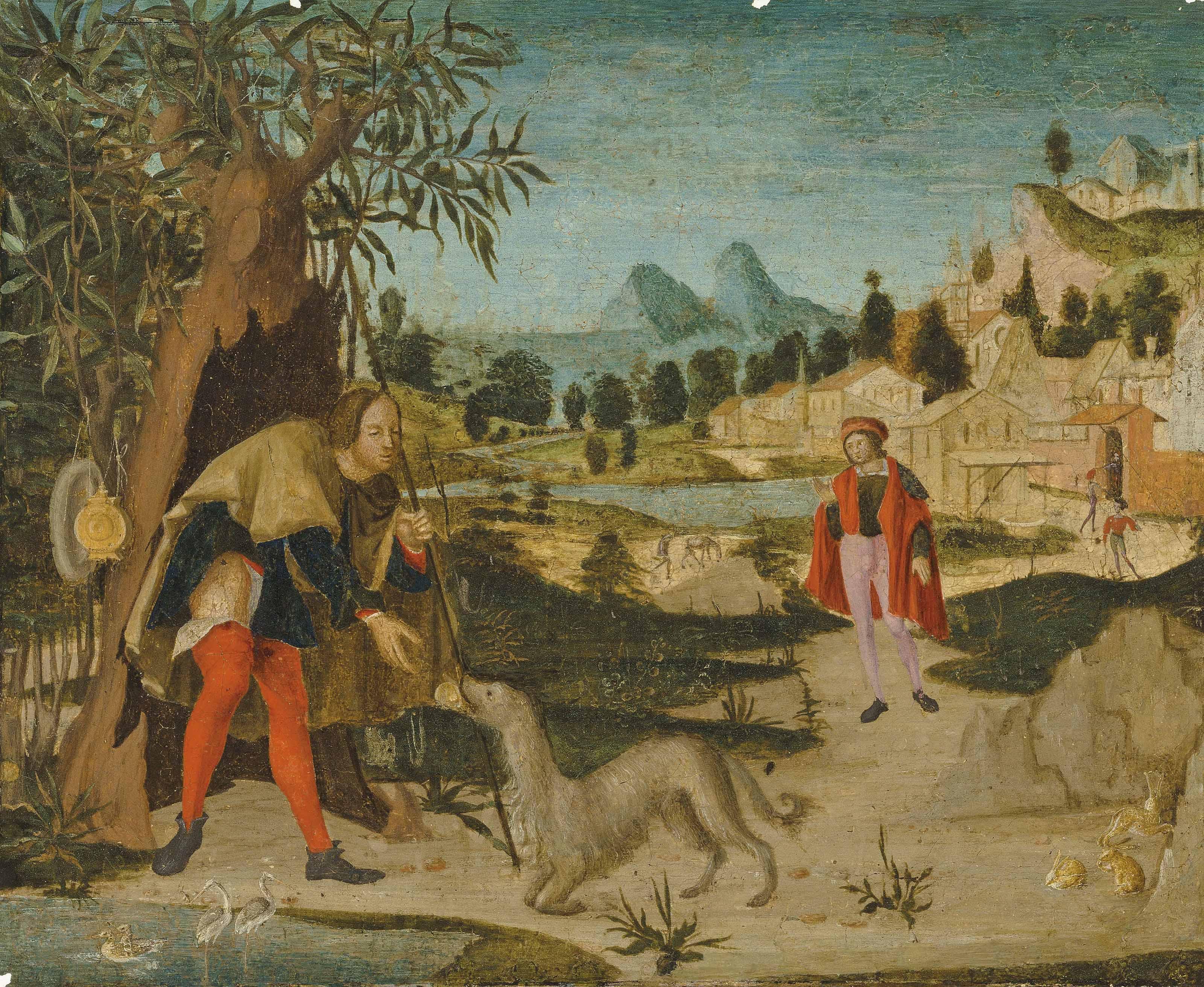 Nicolò Giolfino (Verona 1476-1555)
