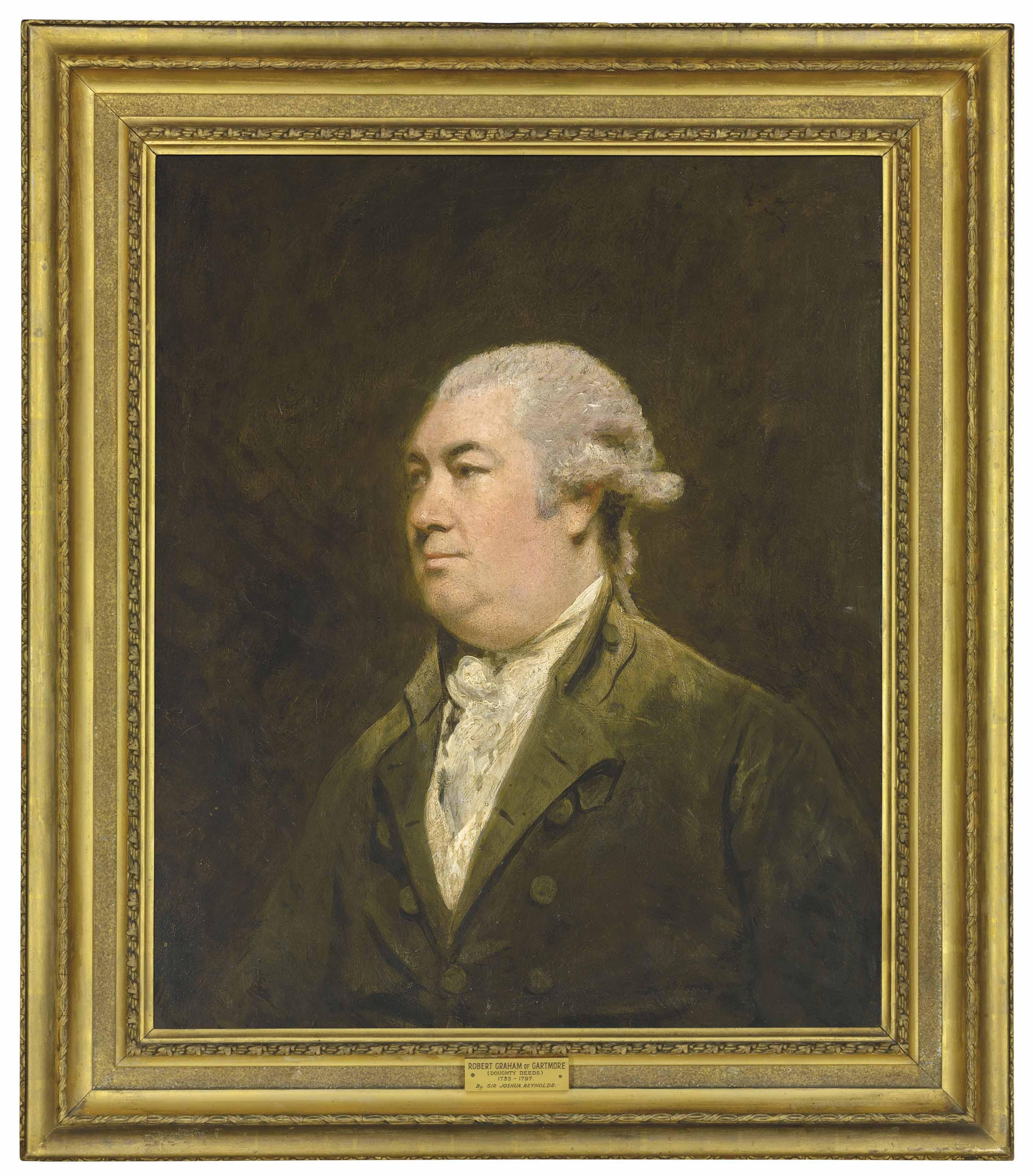 Sir Joshua Reynolds P.R.A. (De