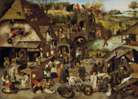 Pieter Brueghel, the Younger (Brussels 1564/5-1637/8 Antwerp
