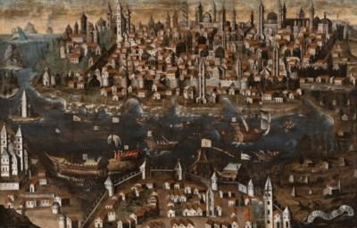 Italian School, circa 1600