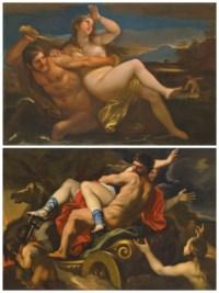 The Rape of Deianira; and The Rape of Persephone