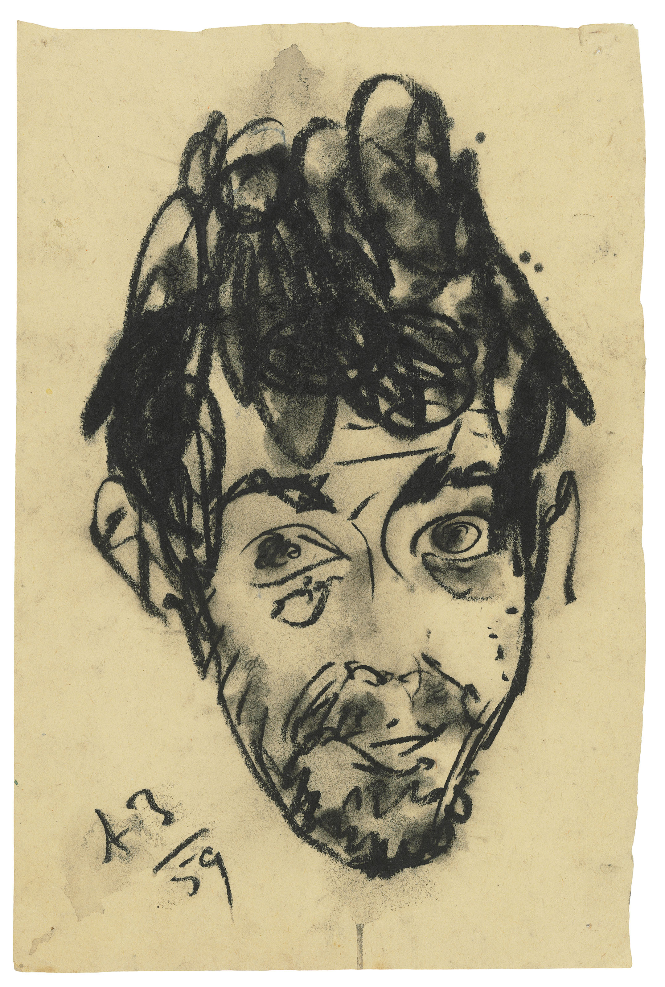 Anatoly Zverev (1931-1986)