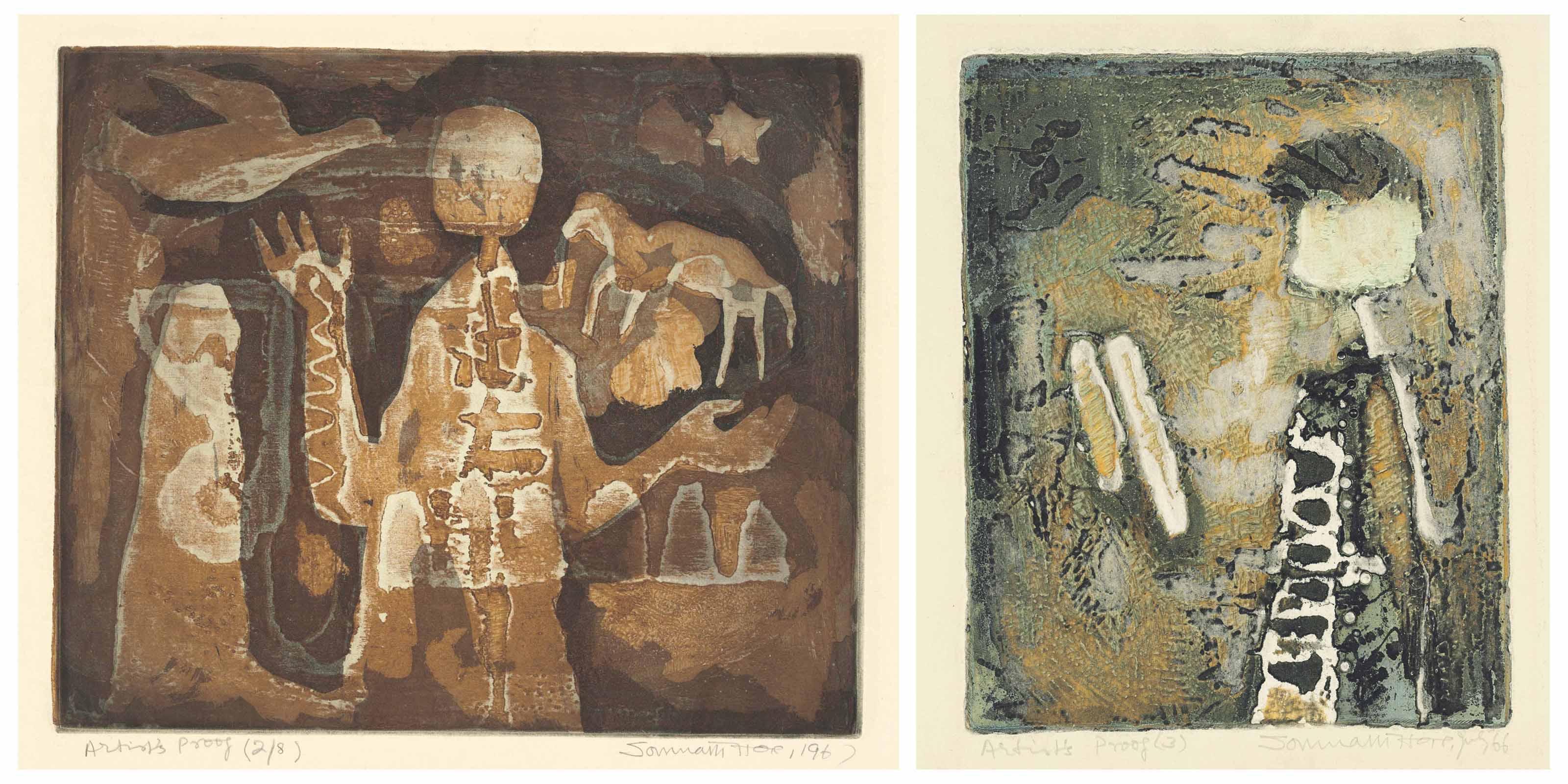 SOMNATH HORE (1921-2006)