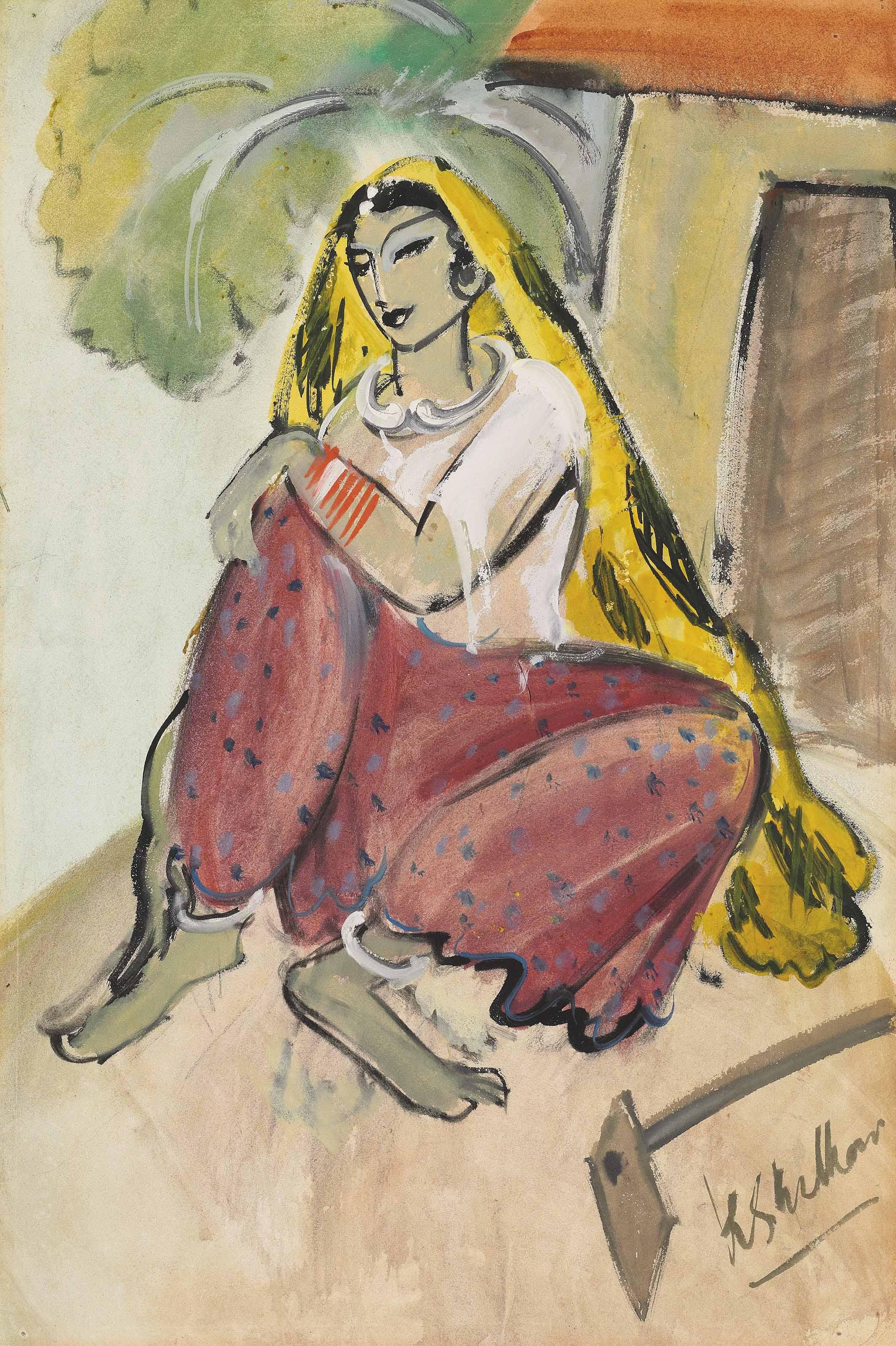 KRISHNA SHAMRAO KULKARNI (1916