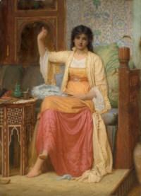 Charles Edward Perugini (1839-