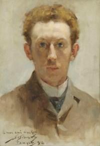 Portrait of Arthur Hacker