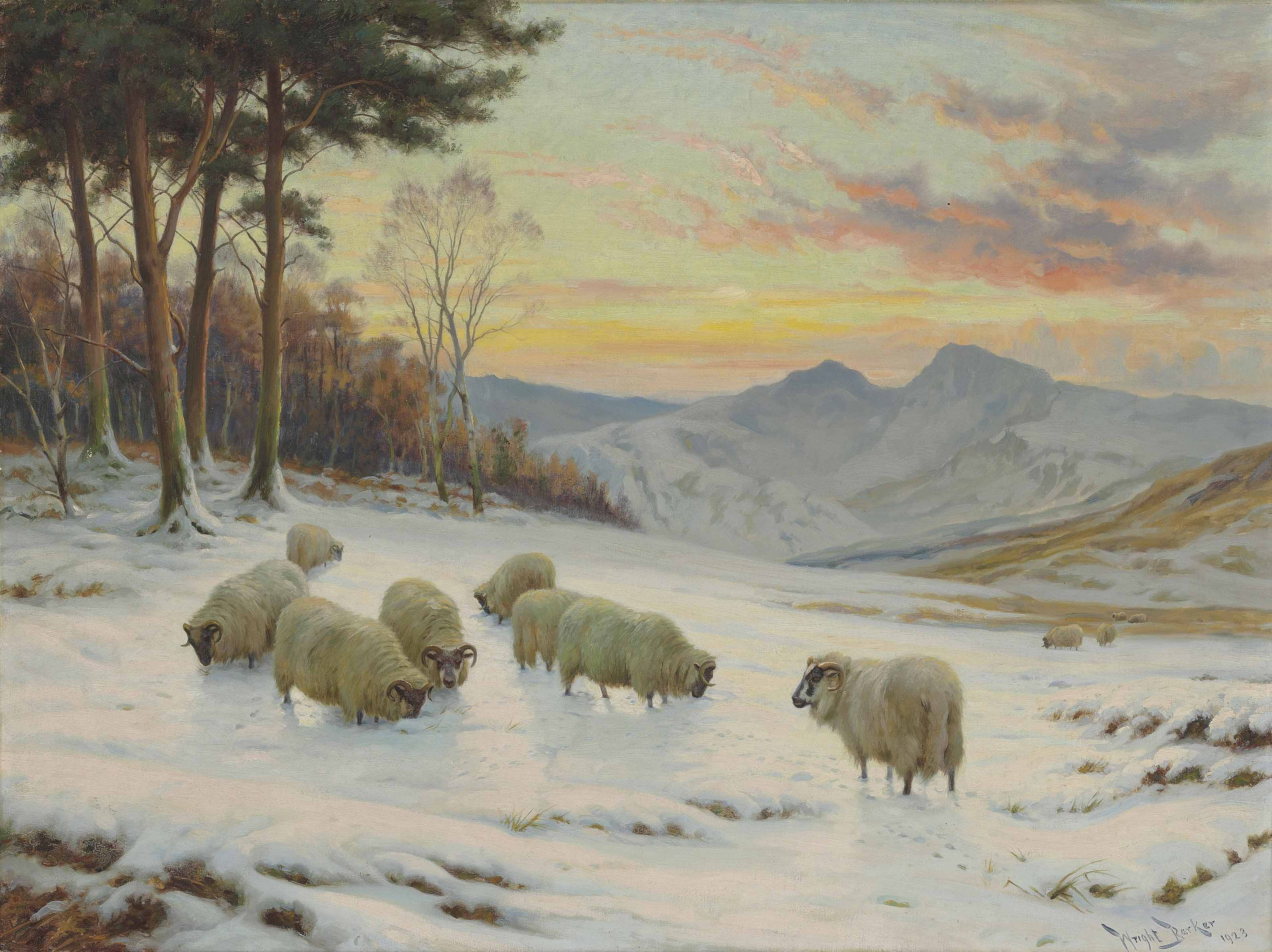 A winter's evening