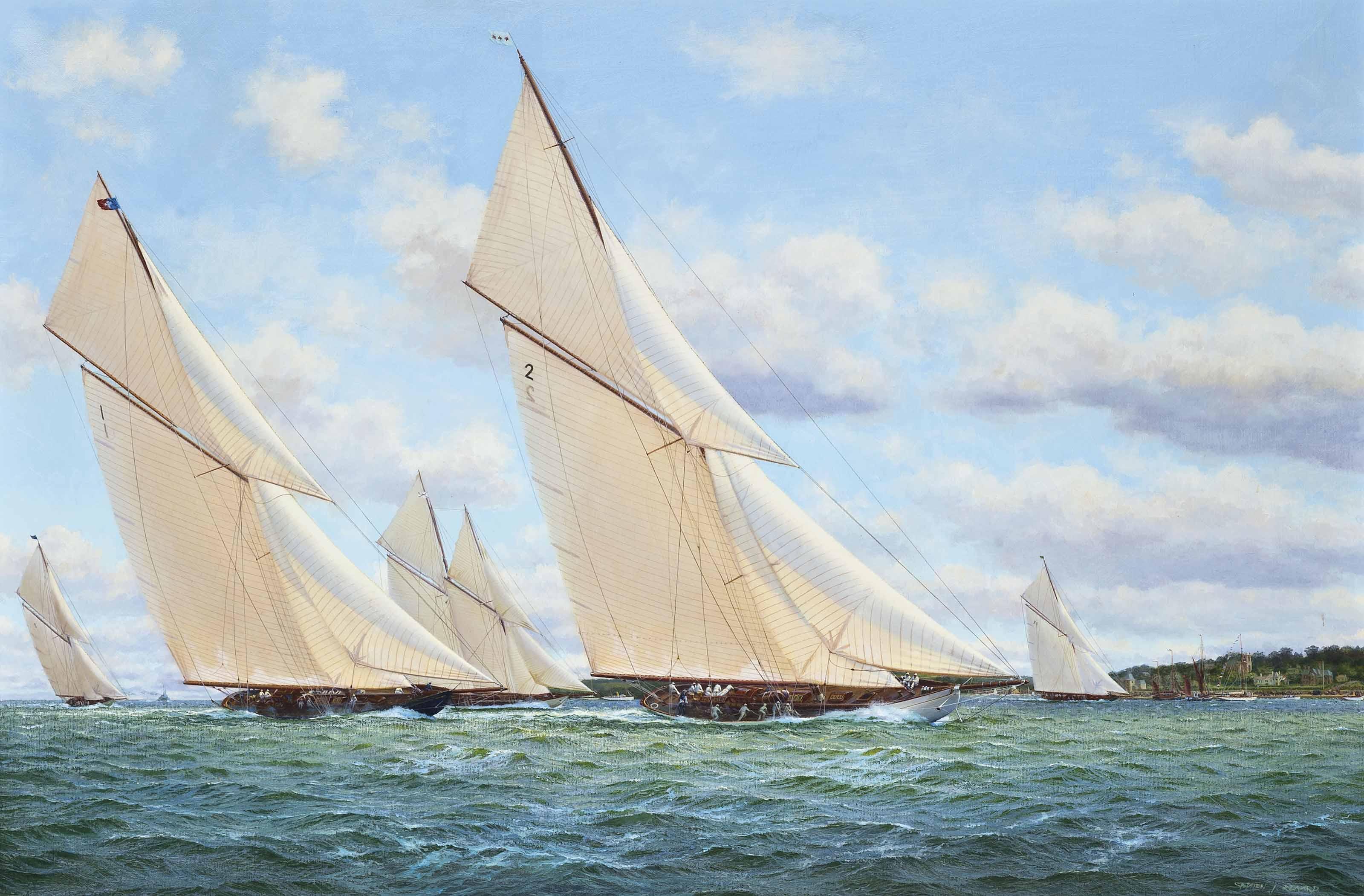 Stephen J. Renard (b. 1947)