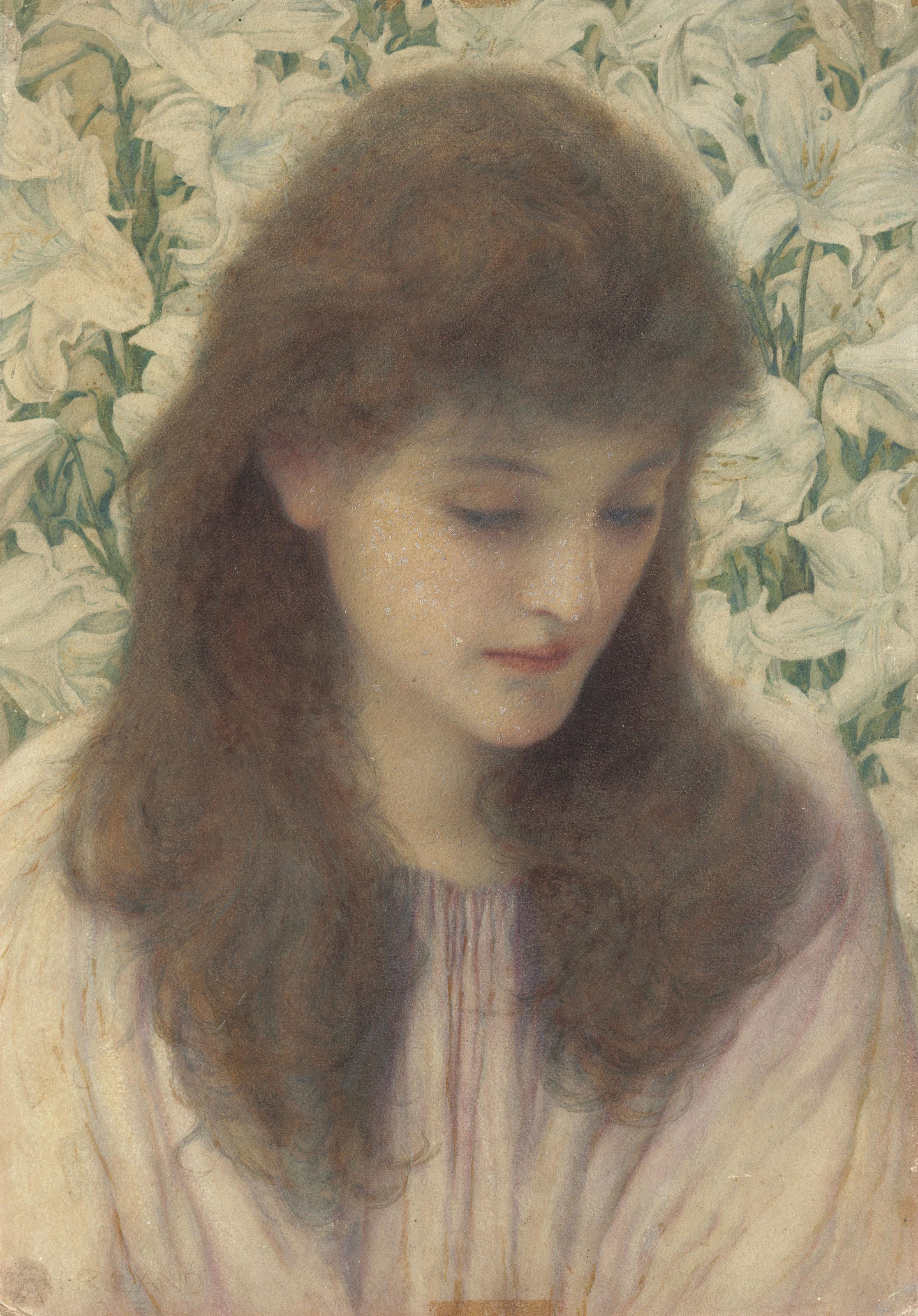 Henry Ryland (1856-1924)
