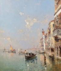 Canale della Giudecca in Venedig