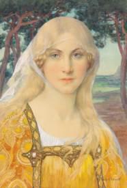 Elisabeth Sonrel (French, 1874