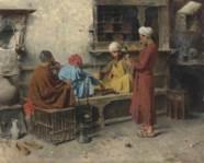 Charles Wilda (Austrian, 1854–