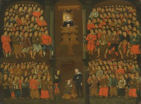 Chinese School, 1643