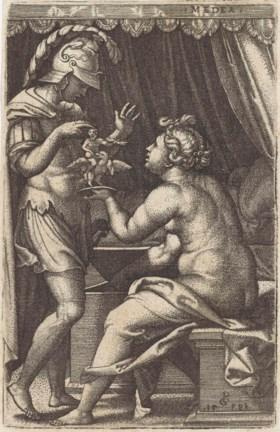 GEORG PENCZ (1500-1550)