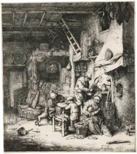 ADRIAEN JANSZ. VAN OSTADE (1610-1685)