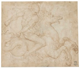 Attributed to Giovanni Battista Franco, called Il Semolei (U