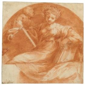 Michelangelo Anselmi (Lucca 1491-1554 Parma)