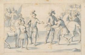 Giovanni Balducci, called Il Cosci (Florence circa 1560- aft