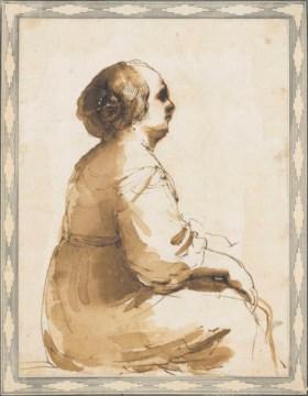 Giovanni Francesco Barbieri, called Il Guercino (Cento 1591-