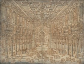 Giuseppe Galli Bibiena (Parma 1696-1757 Berlin)