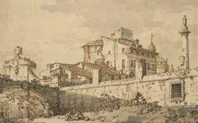 Giovanni Antonio Canal, called Il Canaletto (Venice 1697-176