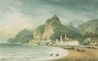 Amalfi, on the Gulf of Salerno, Italy