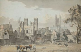 Circle of Paul Sandby, R.A. (Nottingham 1731-1809 London)