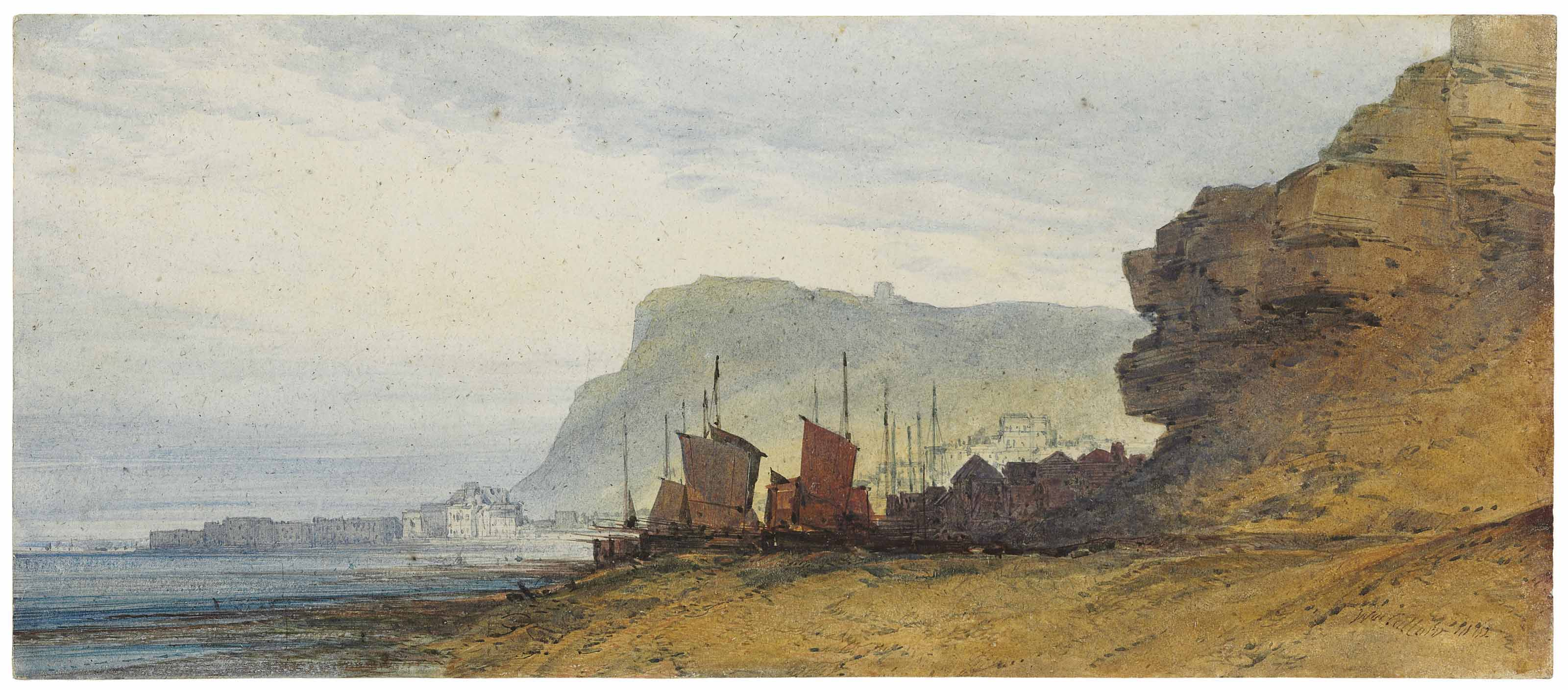 William Callow, R.W.S. (Greenw