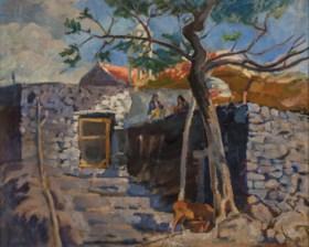 Saliba Douaihy (Lebanese, 1915-1994)