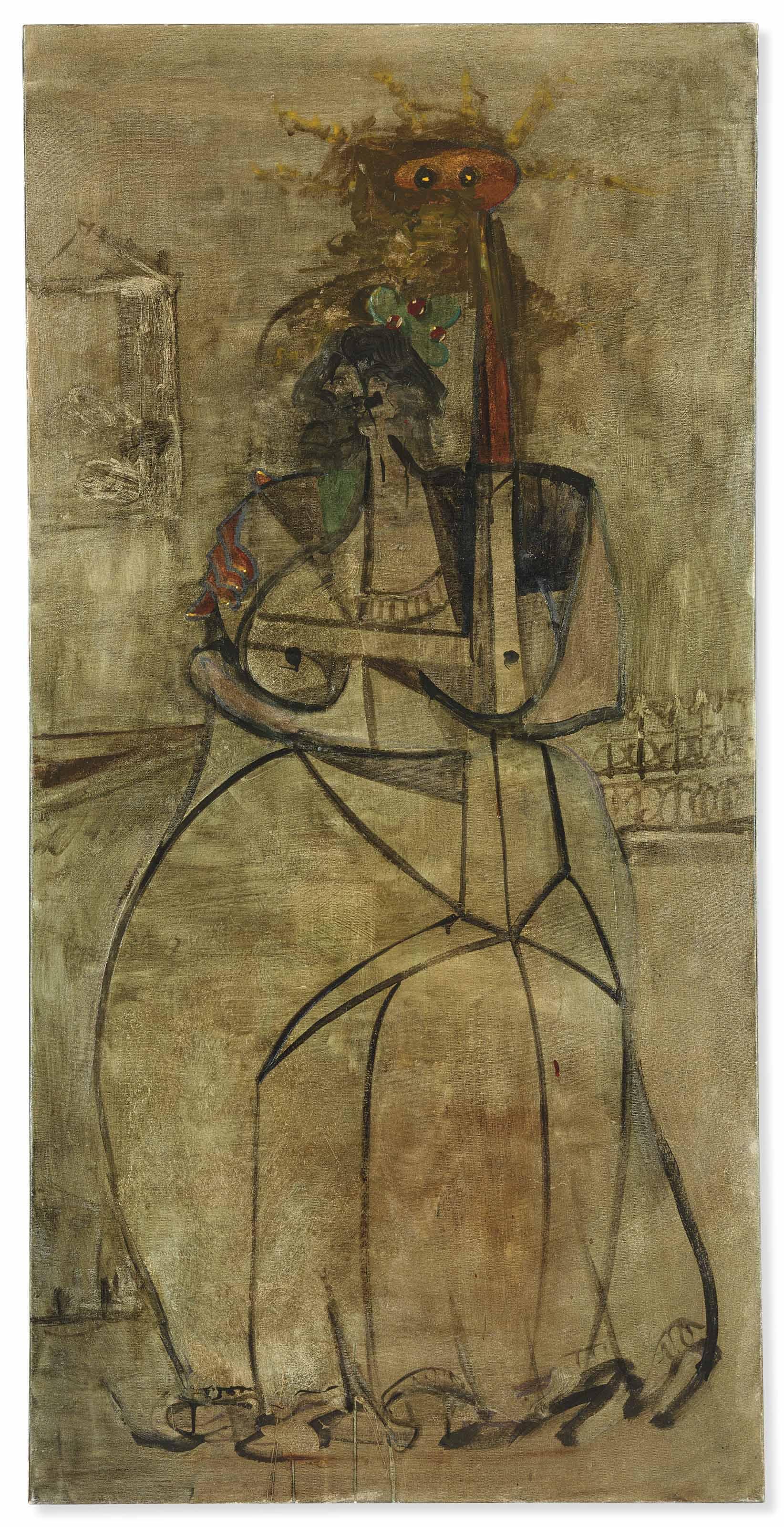 George Condo (b. 1957)