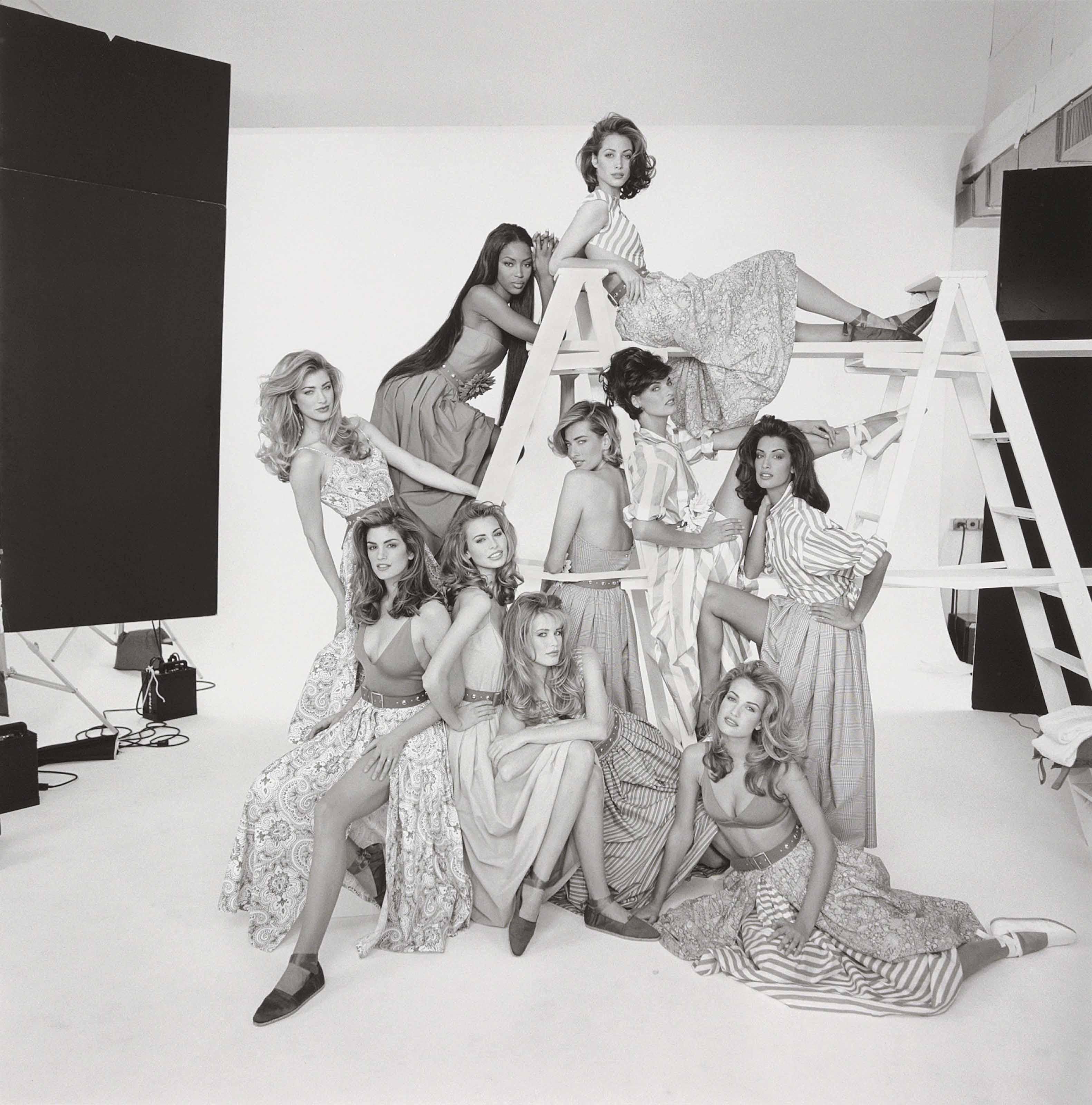 Vogue Anniversary, 1992