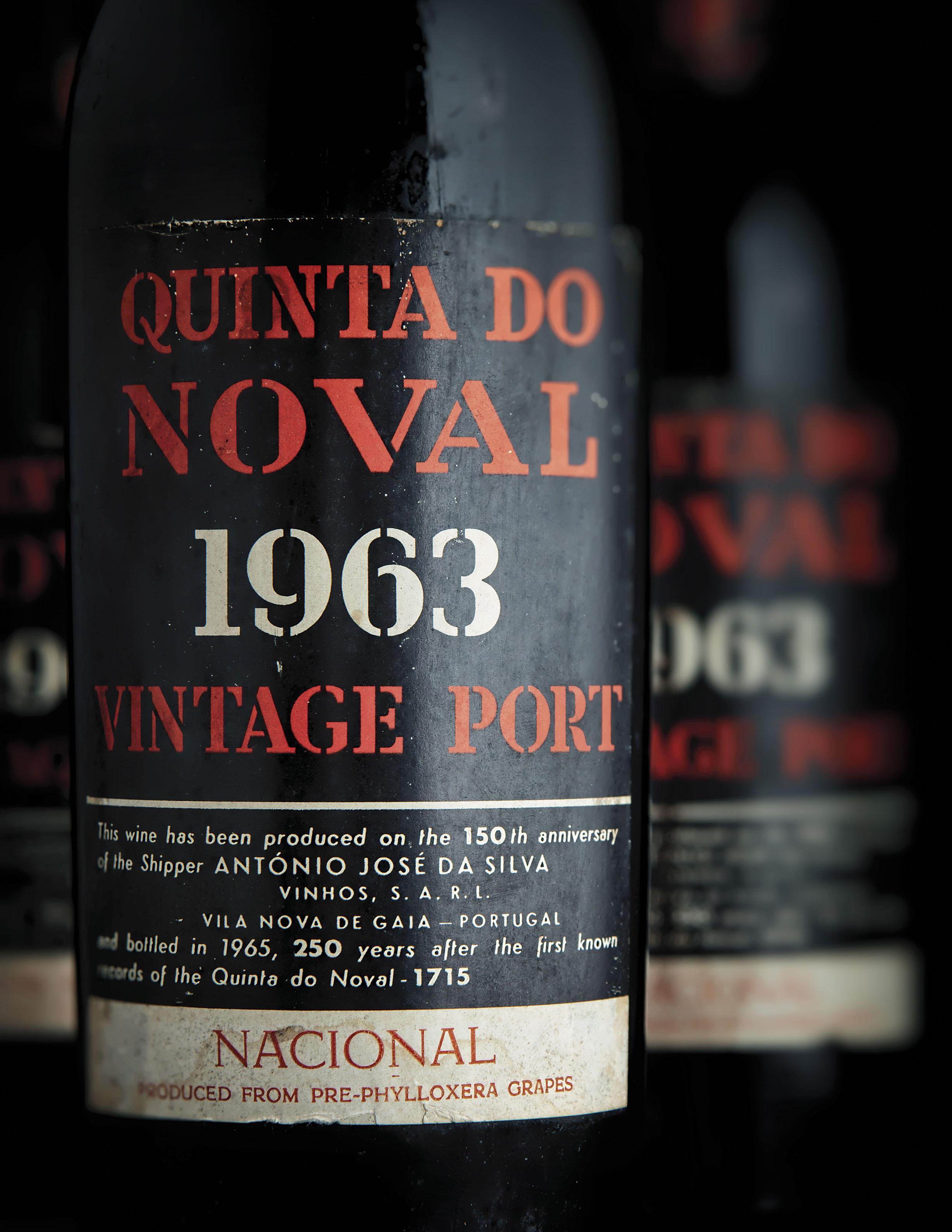 Quinta do Noval Nacional 1963