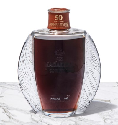 The Macallan 50 Year Old in La