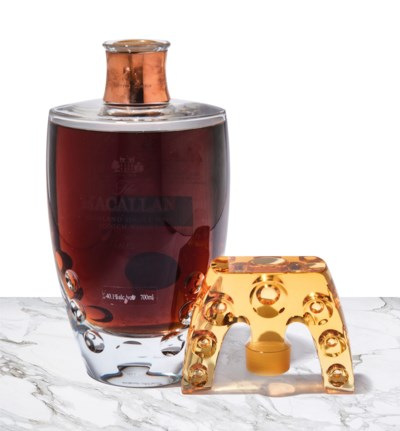 The Macallan 55 Year Old in La