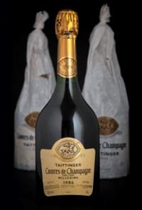 Taittinger Comtes de Champagne 1986