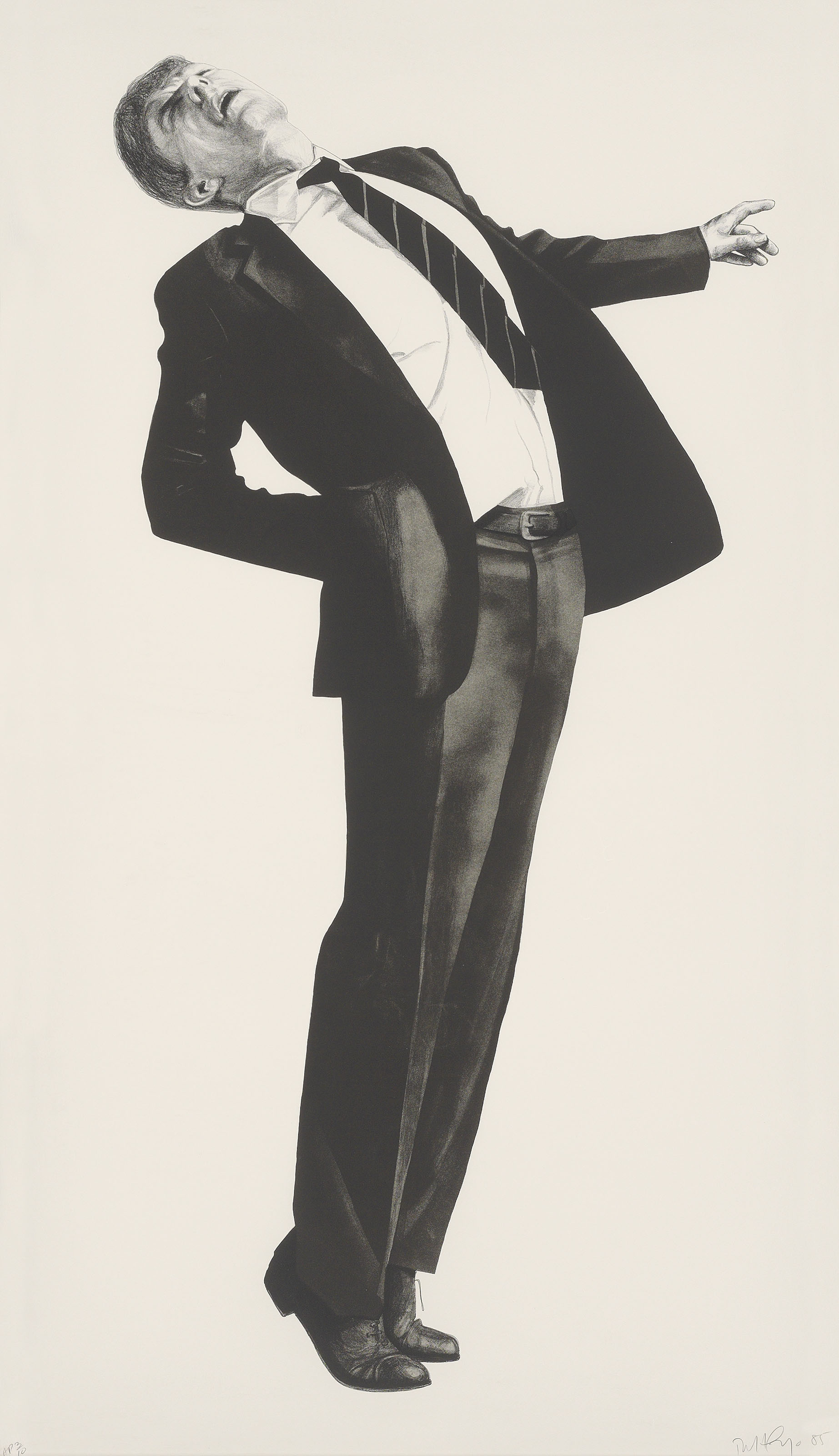 ROBERT LONGO (B. 1953)