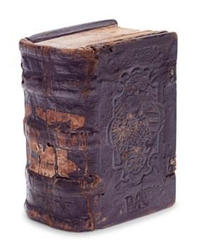 BREVIARY, in Glagolitic – Breviarium Romanum Glagoiticum. Ve