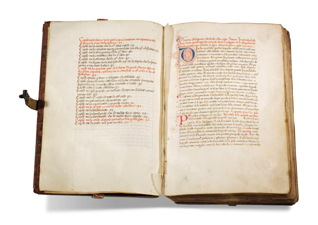 Valuable Books and Manuscripts | Christie's