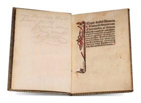 ROSENHAYM, Petrus de (d.1440?). Roseum memoriale divinorum e