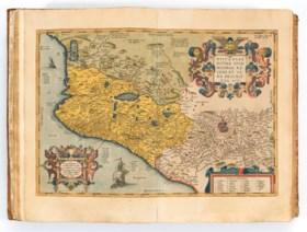 ORTELIUS, Abraham (1527-1598). Theatrum orbis terrarum. – Pa